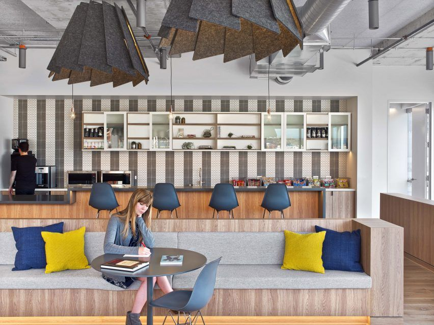 Hbo code labs seattle by rapt studio due to the nature of - Commercial interior design codes ...