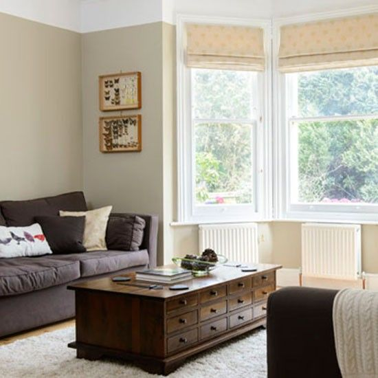 Victorian Semi In Berkshire House Tour Ideal Home Cream Living Rooms Living Room Pictures Living Room Collections