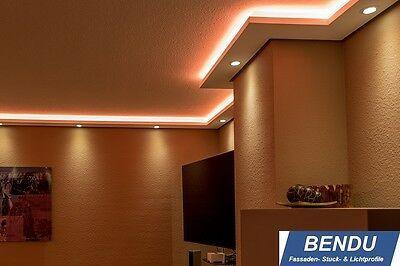 Led Stuckleisten Indirekte Beleuchtung Wohnzimmer Wand Decke Lichtvouten Profile Ebay Beleuchtung Wohnzimmer Indirekte Beleuchtung Wohnzimmer Indirekte Beleuchtung