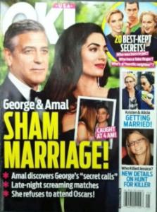 george clooney divorce