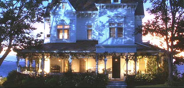 Practical Magic Revisiting The Romantic Victorian That Cast A Spell On Us Magic House Practical Magic House Victorian Homes