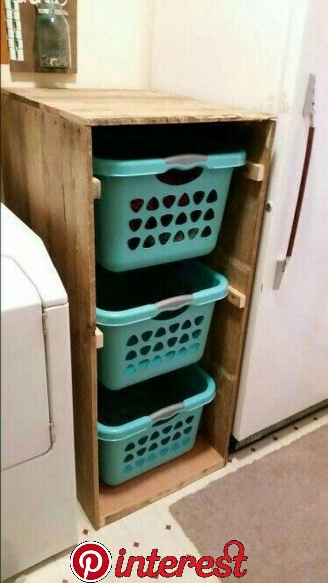 Photo of 28 DIY-Wäscherei-Lagerraum – Die Waschküche ist ein ausgezeichneter Ort, um
