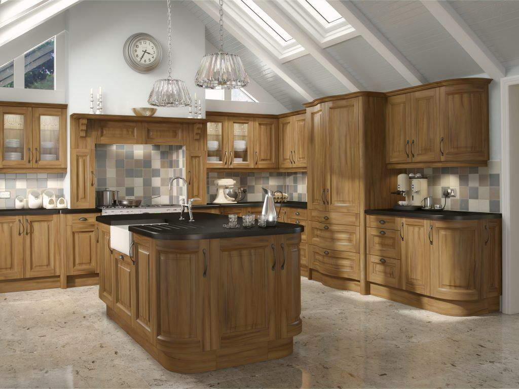 Turin 5 Piece Shaker Kitchen Kitchen world, Kitchen