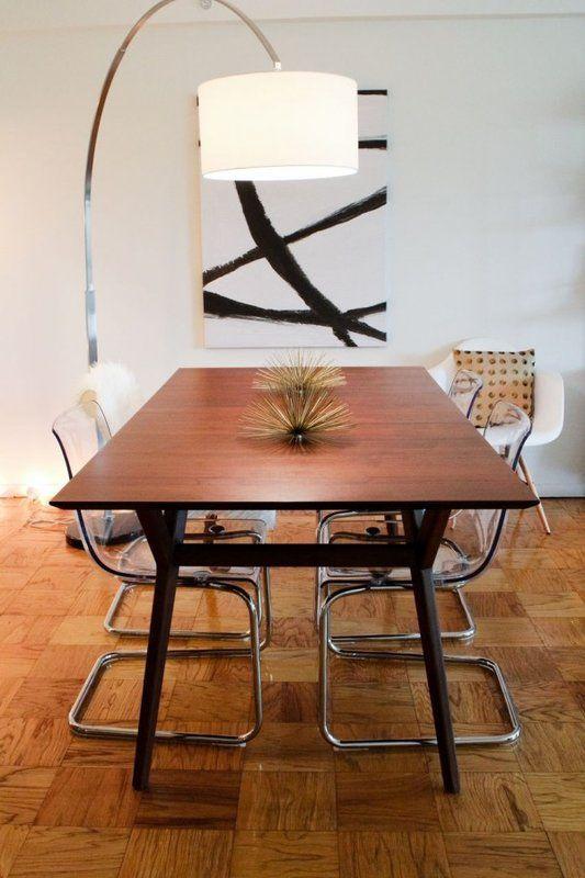 Floor Lamp In Dining Room, Dining Room Floor Lamps