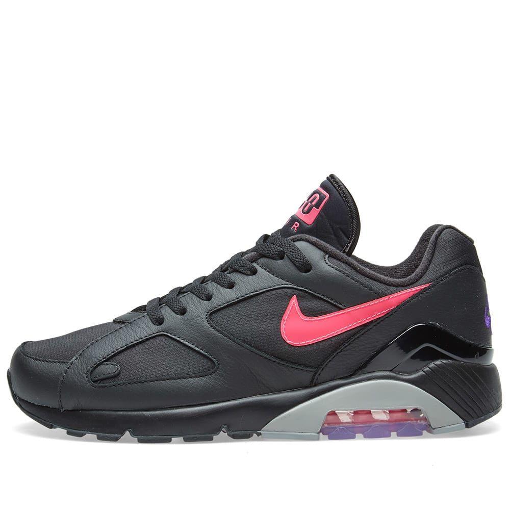 9a3ebeb72e6c1 Nike Air Max 180 Black