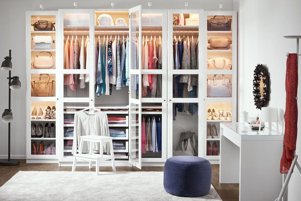 Ordnung Im Kleiderschrank Diese 7 Tipps Helfen Beim Organisieren