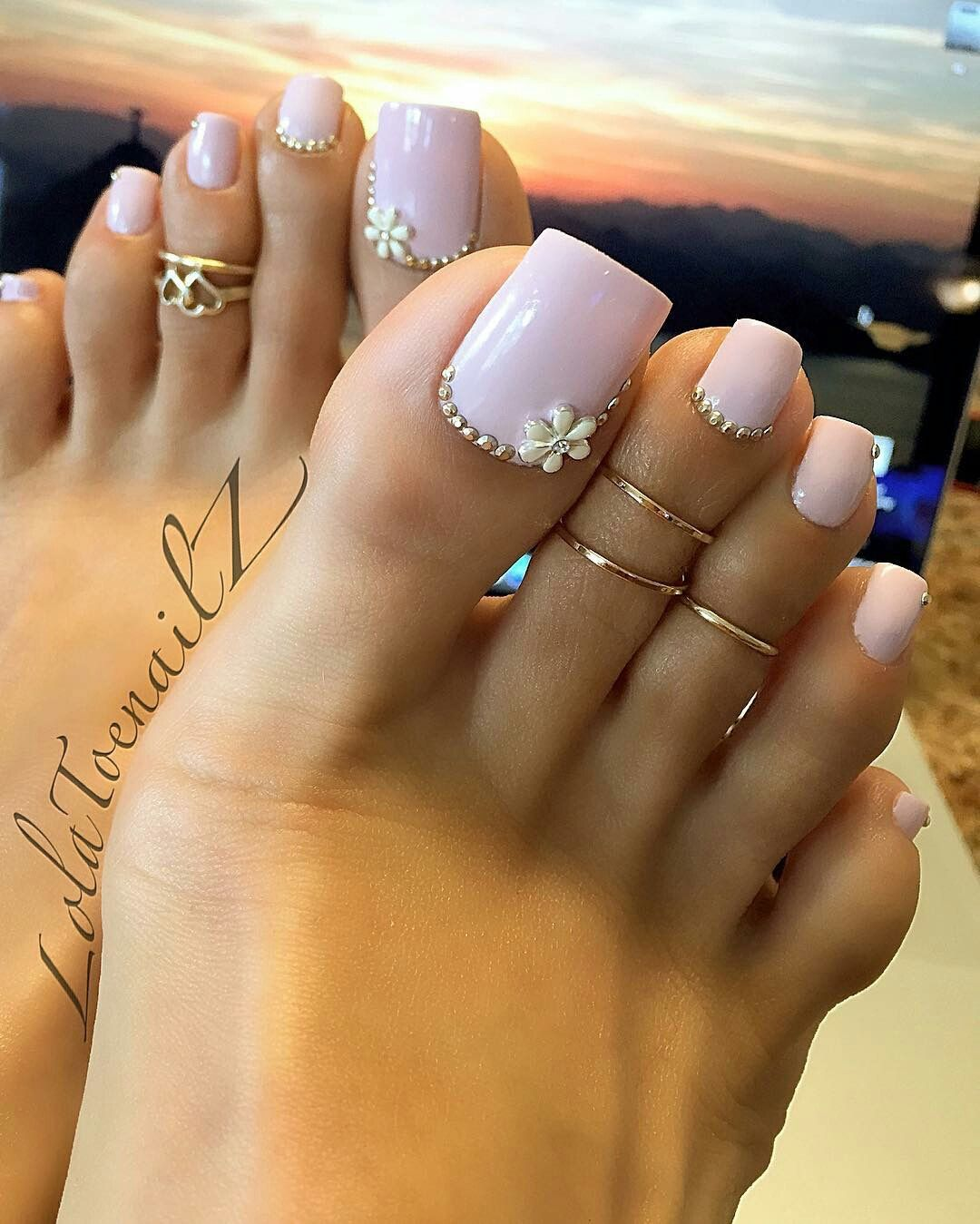 Pin by Elaine Ey on Nails ideas | Pinterest | Pedicures, Pedi and ...