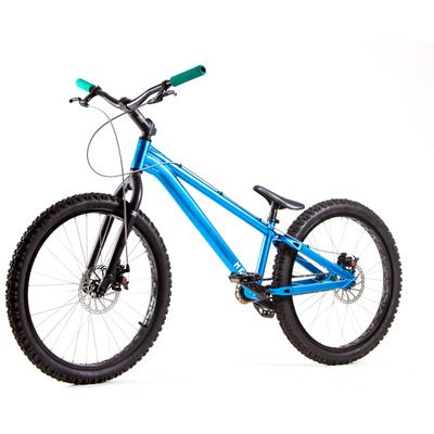 Excelli Trial Bike Because 24 Wheel Steel Frame Bicicleta For