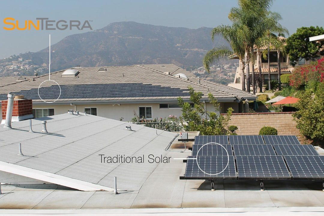 Tesla S Solar Tiles Are The Latest In Roofing Technology Why Are These Sun Soaking Mini Panels Such A Big Deal Casas Sensible