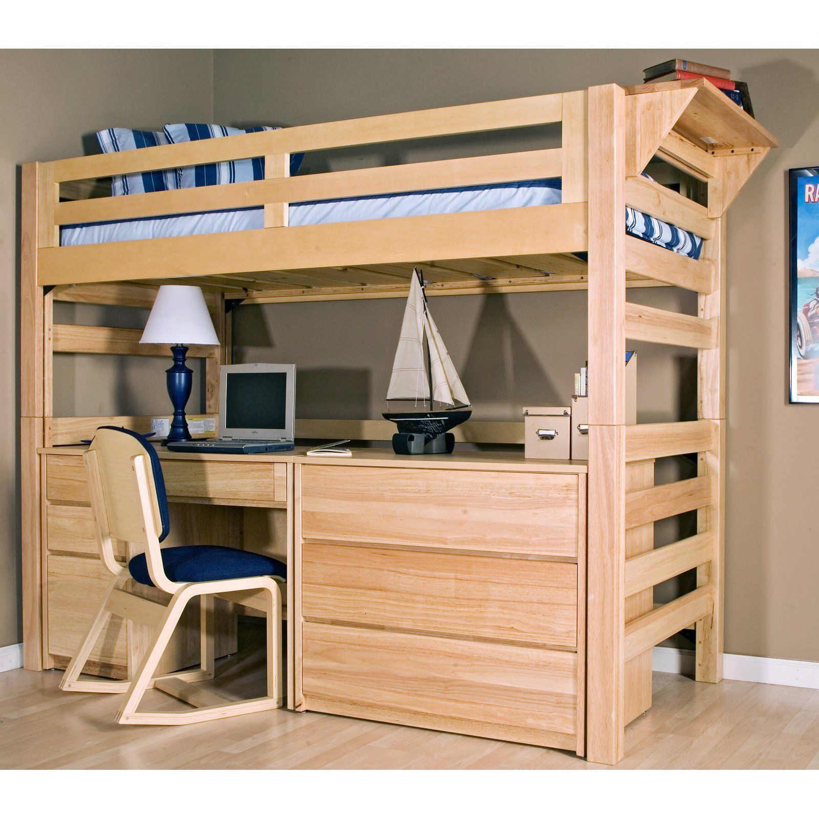Have to have it graduate series open twin xl loft bed kids decor