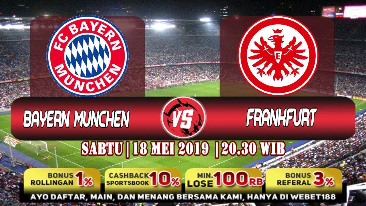 Pin Von Allfaellig Auf Bayern Munchen Eintracht Frankfurt Eintracht Frankfurt