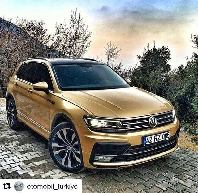 Suv Volkswagen: #Volkswagen #Tiguan #Rline #Gold #vw #vwtiguan