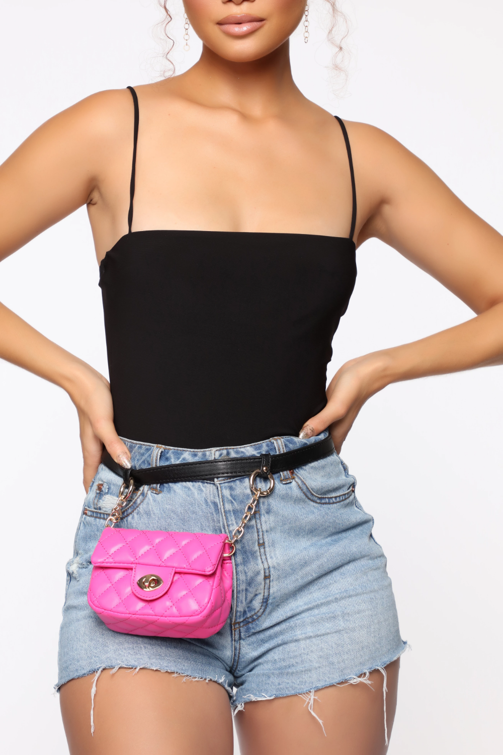 Expensive Taste Fanny Pack - Pink #expensivetaste