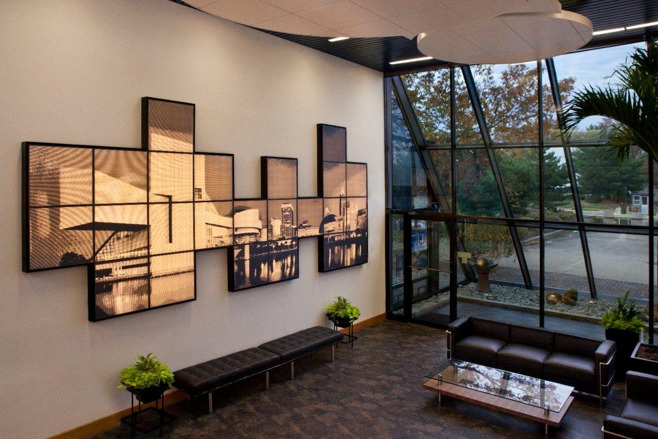 Pixels Wall Mounted Panels