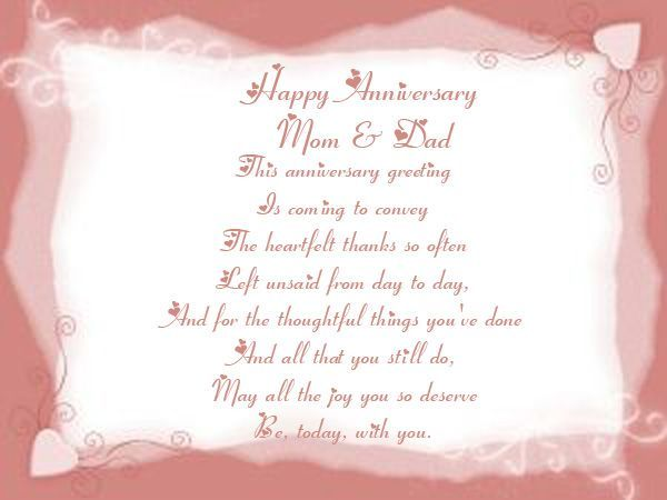 Anniversary Quotes For Parents In Heaven Image Quotations