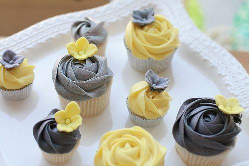 Grey Yellow Wedding   Flickr - Photo Sharing!
