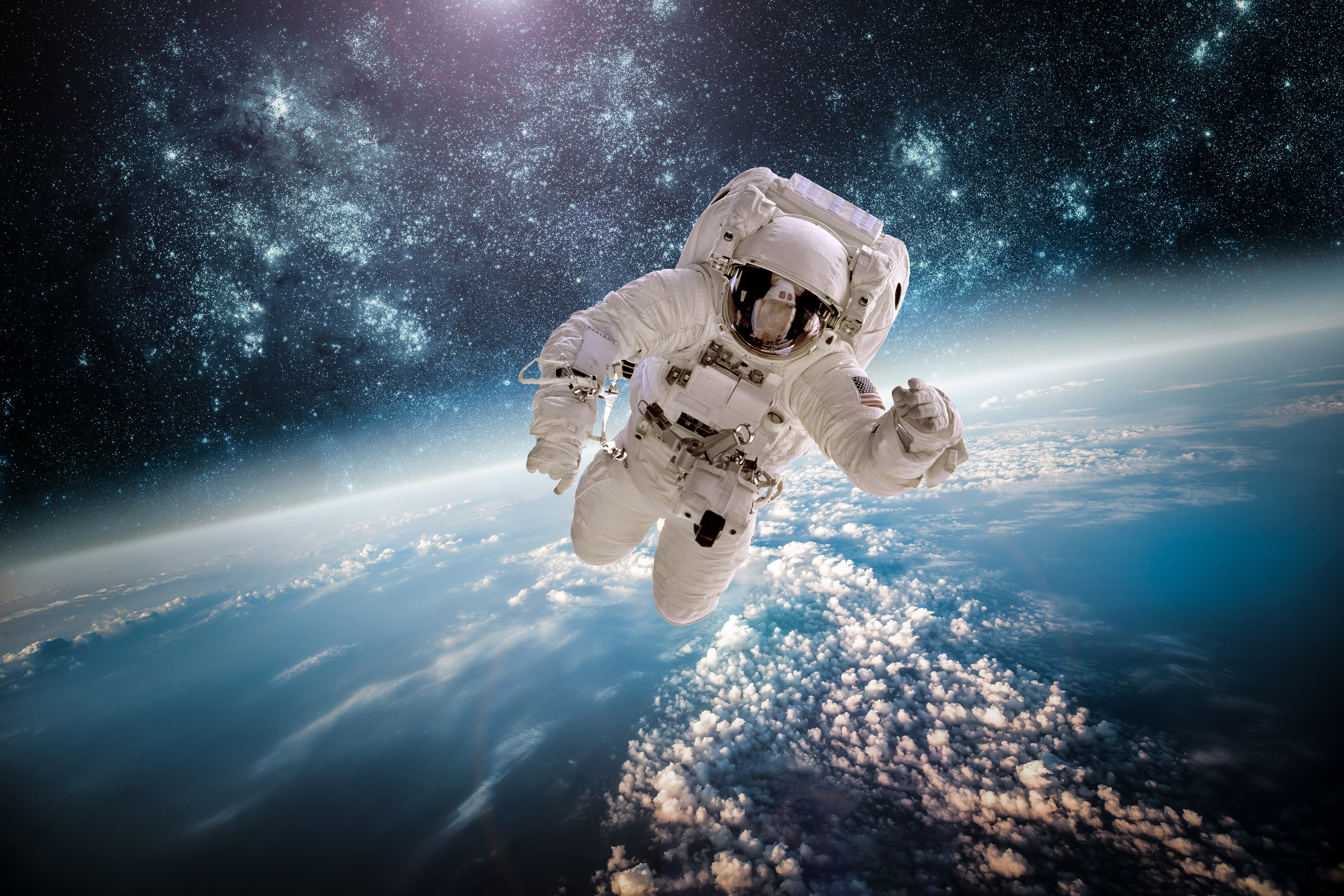 Astronaut Wallpaper High Definition Backgrounds By Delman Black 2017 03 20