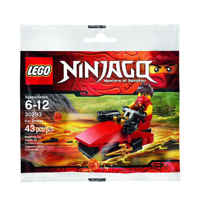 Lego ninjago 30293 kai drifter polybag jeux - Ninjago lego jeux gratuit ...