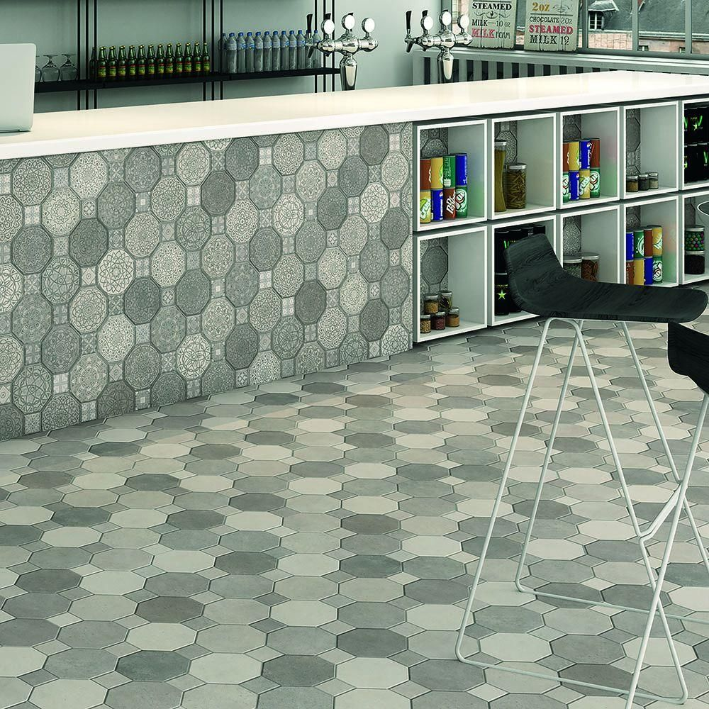 Merola tile imagine decor 17 34 in x 17 34 in ceramic floor merola tile imagine decor 17 34 in x 17 34 in ceramic floor and wall tile 1787 sq ft case dailygadgetfo Image collections