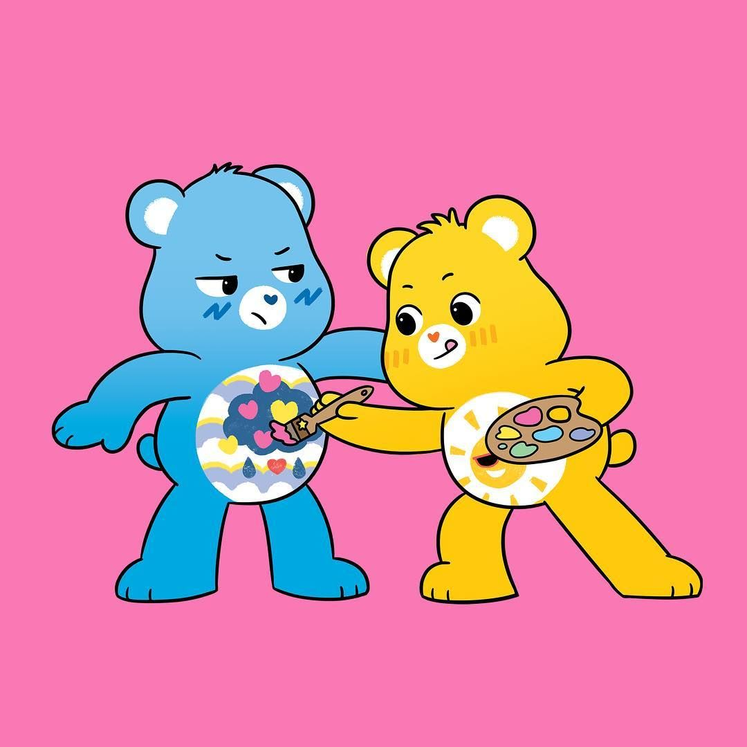 Care bears on instagram are you inspired by the pretty