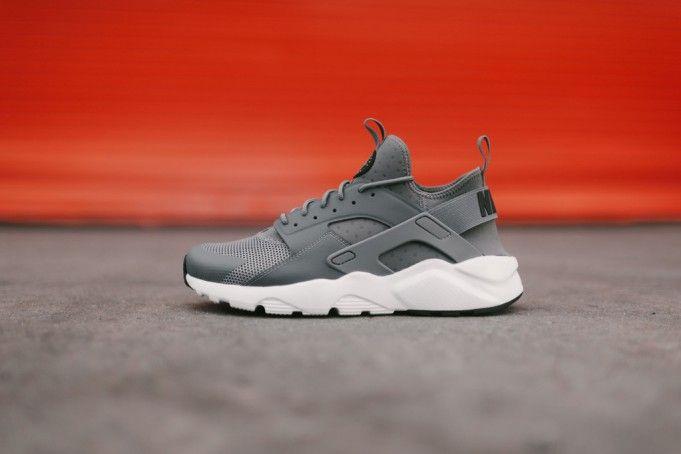 Cool Grey Colors The Nike Air Huarache Ultra