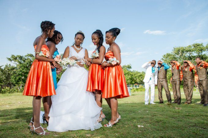 #Weddings in #Jamaica are a #community #affair. The entire #village gets together to plan and execute the #ceremony.