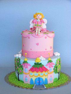 Princess Lillifee cake | by bubolinkata