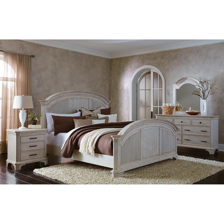 zwei Ton Nachttisch Nachttisch Schlafzimmerrenovierung