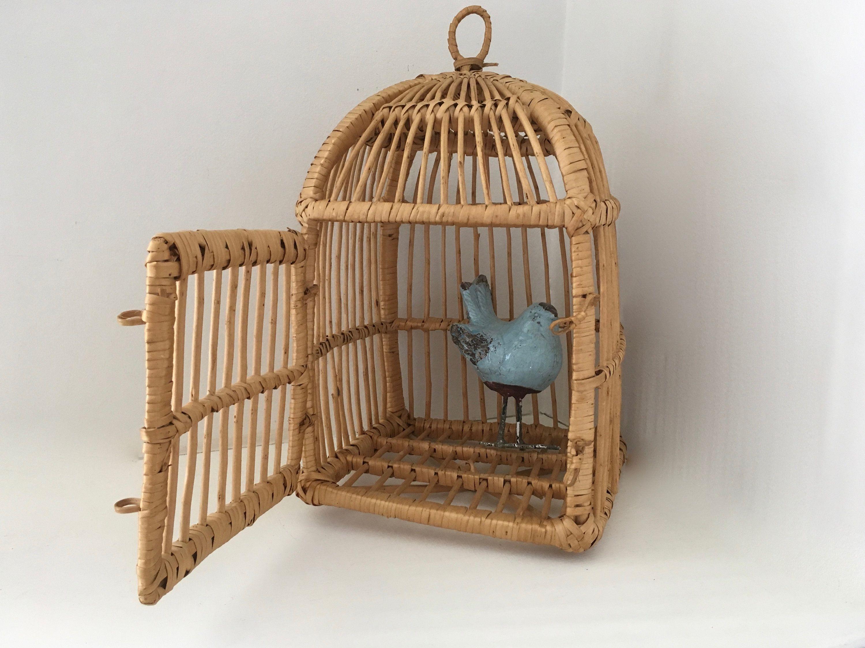 Mini Auto Adhésif Bois de haute qualité Lady Oiseaux Craft Décoration