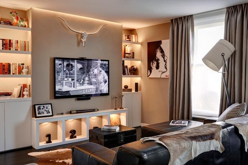 23 Sophisticated Living Room Designs | Living rooms, Room and ...