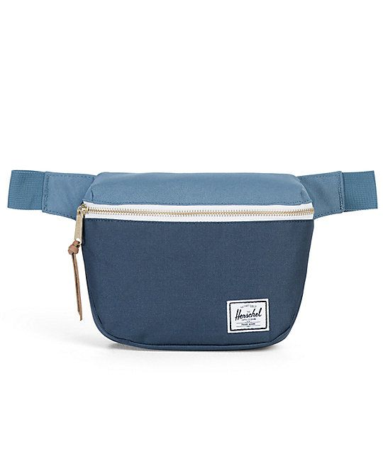 69e91834973 Herschel Supply Co. Fifteen Navy   Captain Fanny Pack