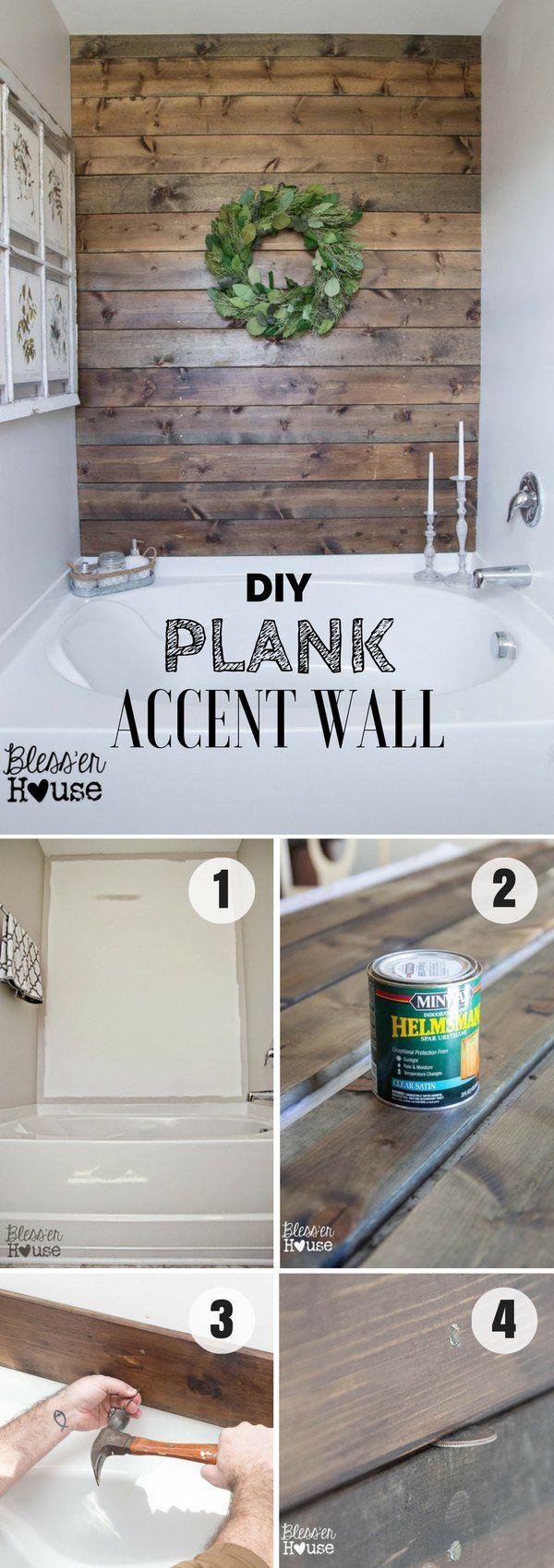 Diy bathroom wall decor ideas  gorgeous diy rustic bathroom decor ideas you should try at home