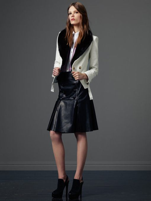 Fashion for Work Office Styles Pre-Fall 2012 by Derek-Lam-Pre-Fall-12