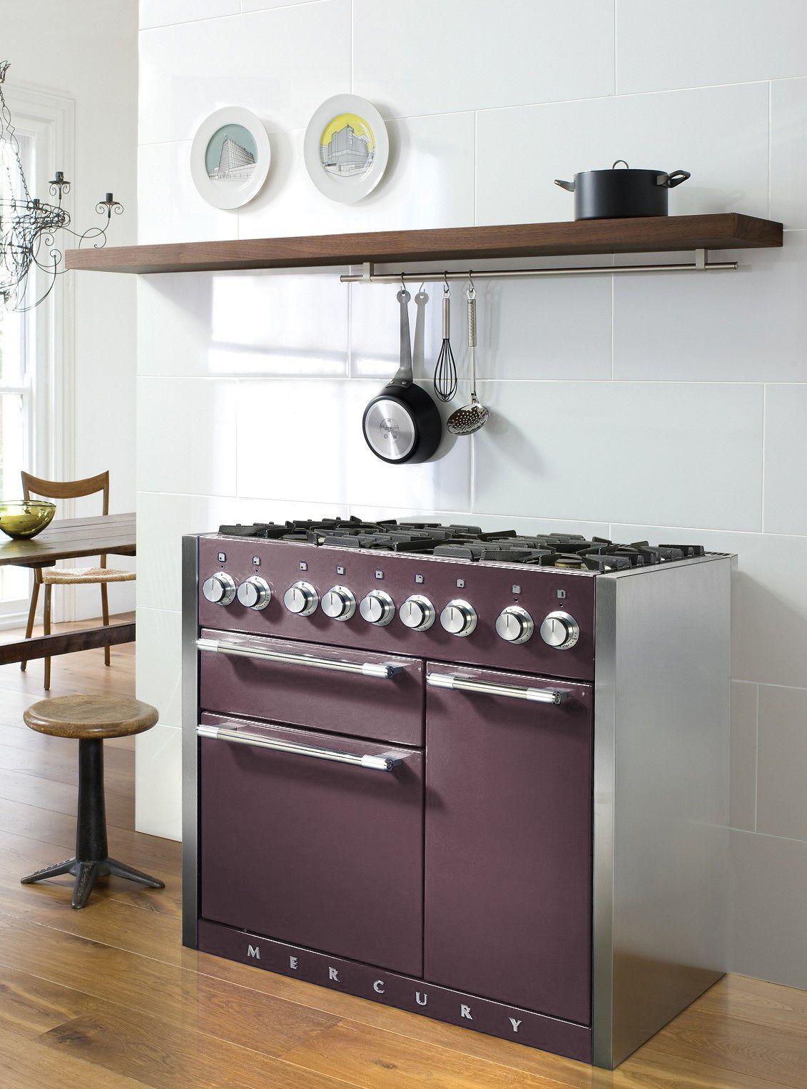 Mercury Range Cooker In Purple Haze | Quality | Style | Inspiration | Design  | Power