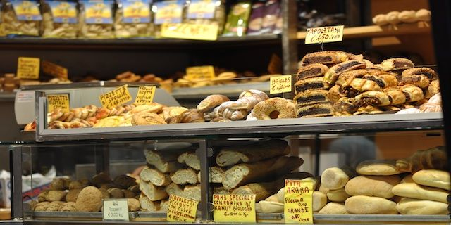 Antico Forno Roscioli - bakery, pizza, dinner Rome   Food ...