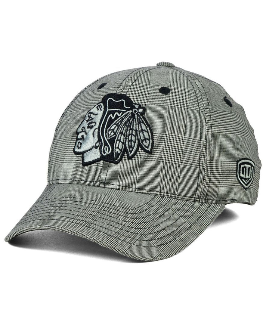 ce738ac45 Old Time Hockey Chicago Blackhawks Dapper Flex Cap - Sports Fan Shop By Lids  - Men - Macy's