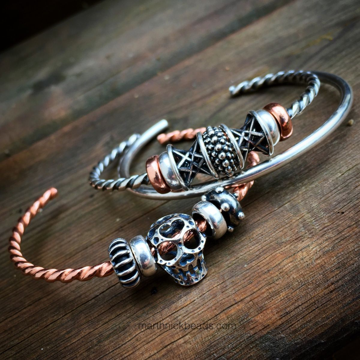 As seen on my previous blog post, the Trollbeads Twisted Bangles ...