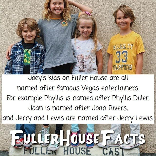 Fuller House Joey S Kids Fuller House Full House Full House Memes