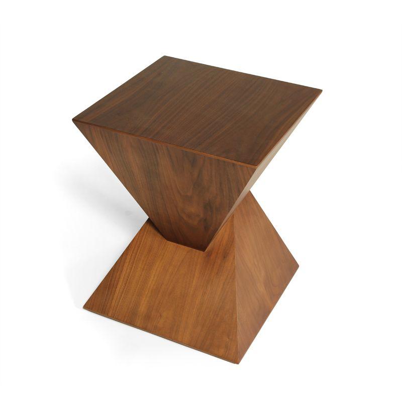 Ystad Side Table [FET5026WALNUT]