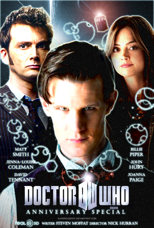 Could someone please interpret the Gallifreyan? It might be a clue!