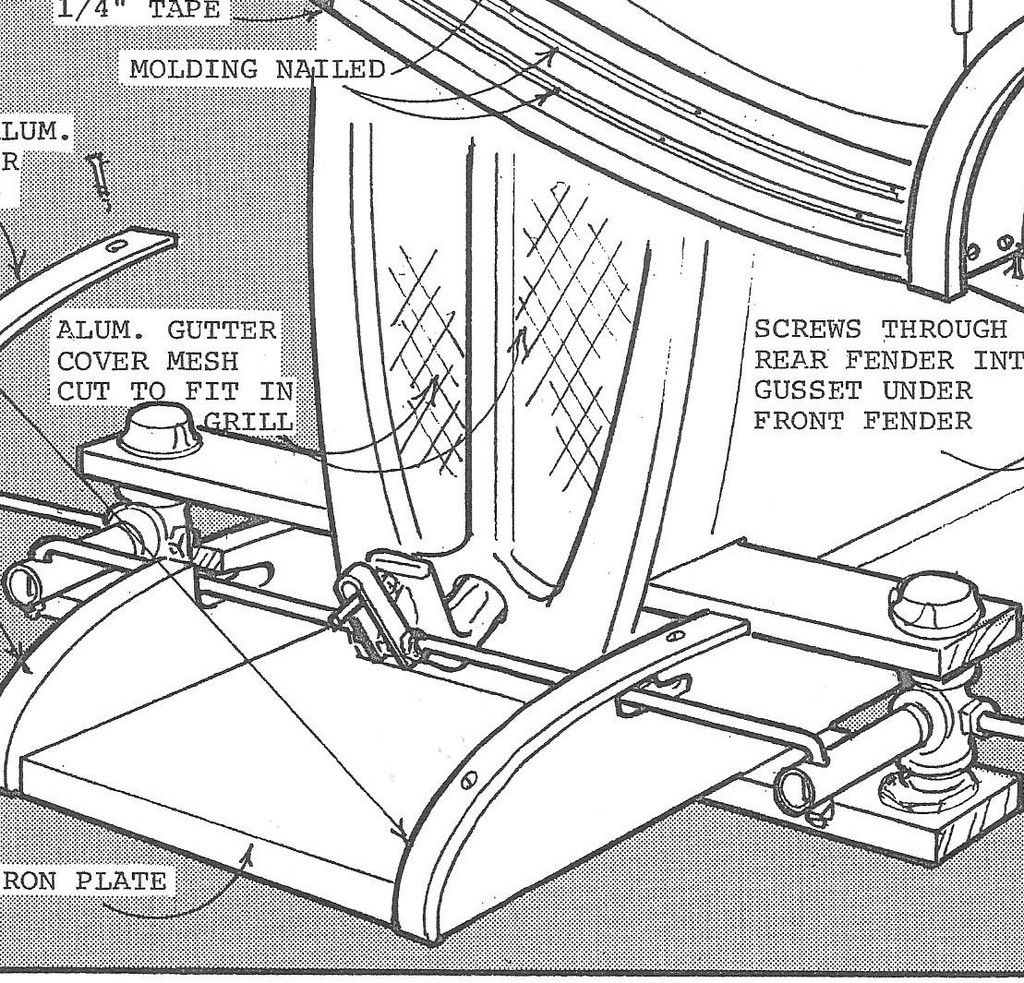 This Is A Blog About Working On And Restoring My 1953 Chevy 3100 1 Engine Diagram
