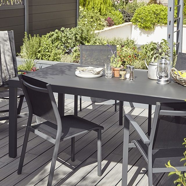 table de jardin sumatra blooma table