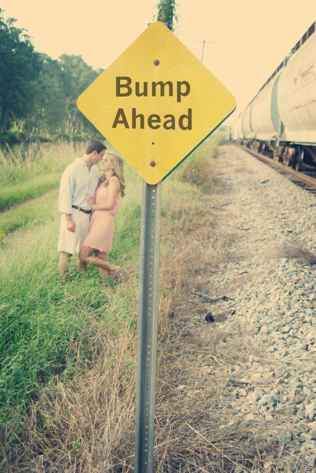 Pregnancy Announcement Idea Announce Pregnant – Baby Bump Announcements