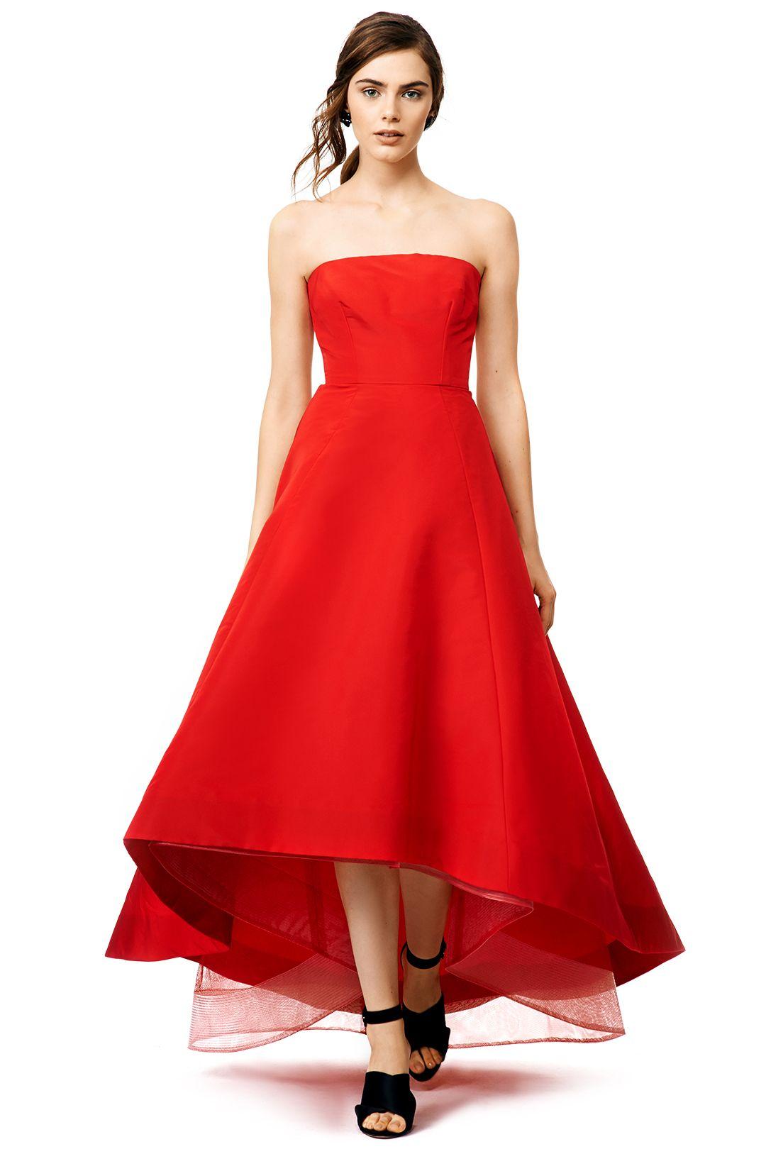 Triumph Gown | Scarlet Fever | Pinterest | Monique lhuillier, Gowns ...