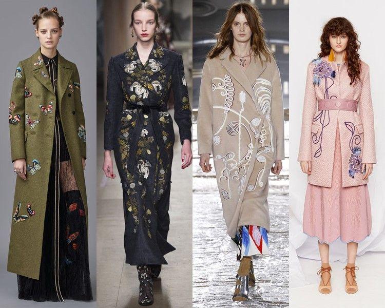 2ce71e6800a модные женские пальто осень-зима 2016-2017 тенденции (18)