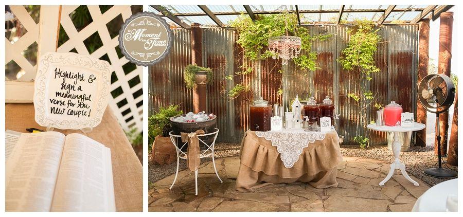Cake And Punch Reception Caroline And Nikolai S Wedding Abilene