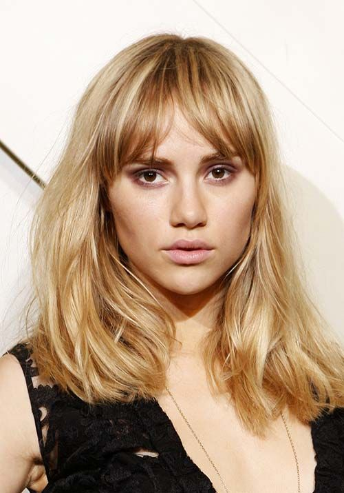 70s Hairstyles 10 Ways To Master The Fringe This Summer 70s Hair Hairstyles With Bangs Long Hair Styles