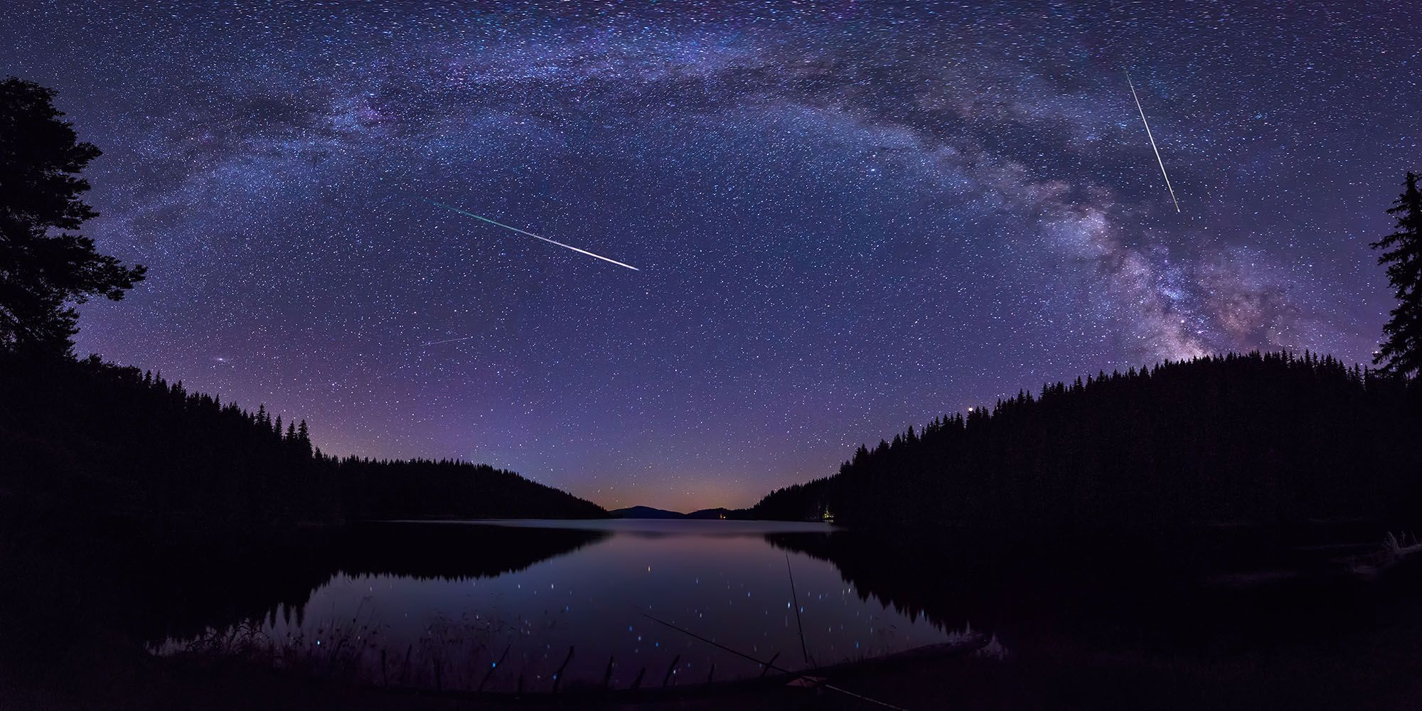 When Is The Next Meteor Shower With Images Meteor Shower