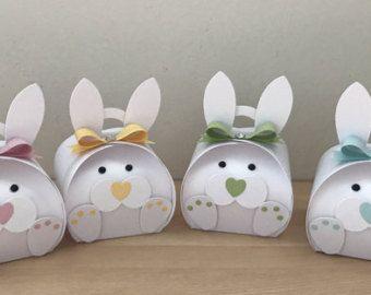 Easter basket bunny gift box easter favour easter decorations easter basket bunny gift box easter favour easter decorations easter egg negle Choice Image