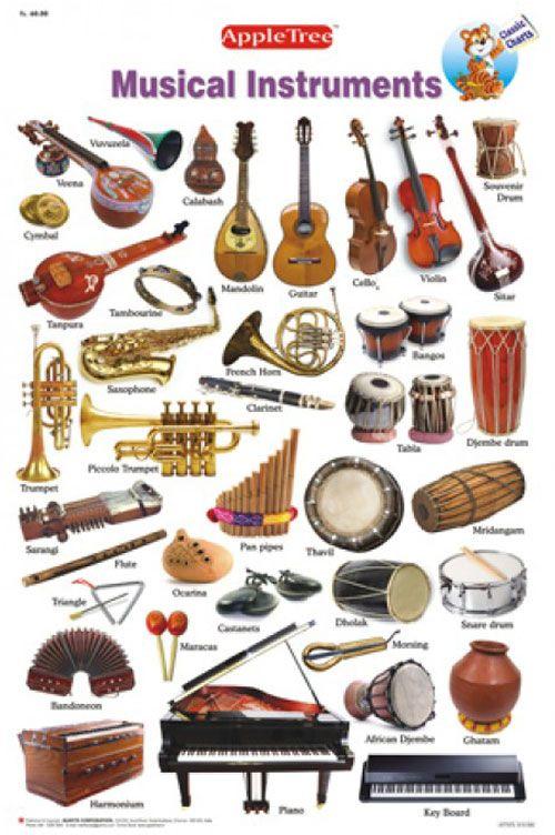 Musical Instruments Educação Musical Musical Educação